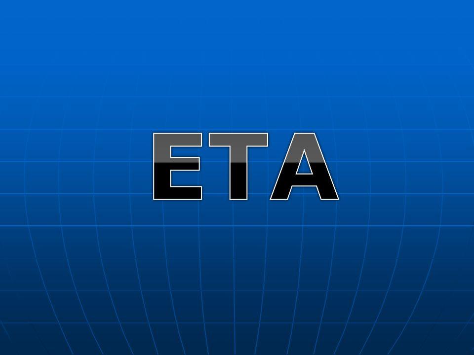 Program bilgisayara yüklendikten sonra ETA ekranı sizi karşılayacak, bu ekranı ENTER tuşuna basarak geçeceksiniz.
