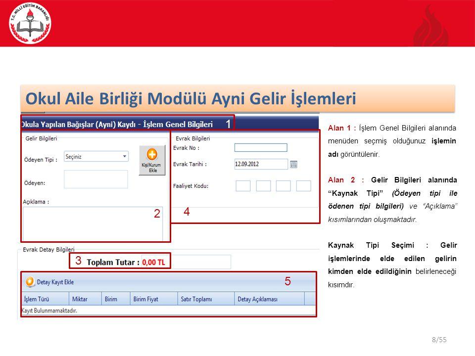 39/70 Raporlama İşlemleri Tablonun üst kısmındaki bantta bulunan (bu raporu dışa aktar) işaretine bastığınızda karşınıza gelecek olan ekran raporu farklı formatlarda kaydetmenize olanak sağlayacaktır.