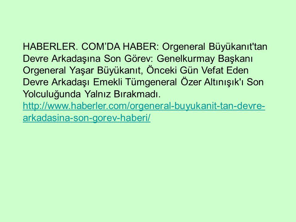 HABERLER.