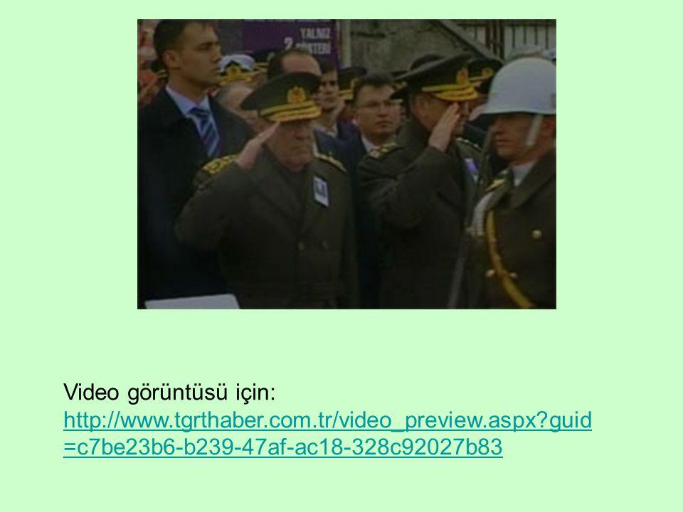 Video görüntüsü için: http://www.tgrthaber.com.tr/video_preview.aspx?guid =c7be23b6-b239-47af-ac18-328c92027b83 http://www.tgrthaber.com.tr/video_preview.aspx?guid =c7be23b6-b239-47af-ac18-328c92027b83