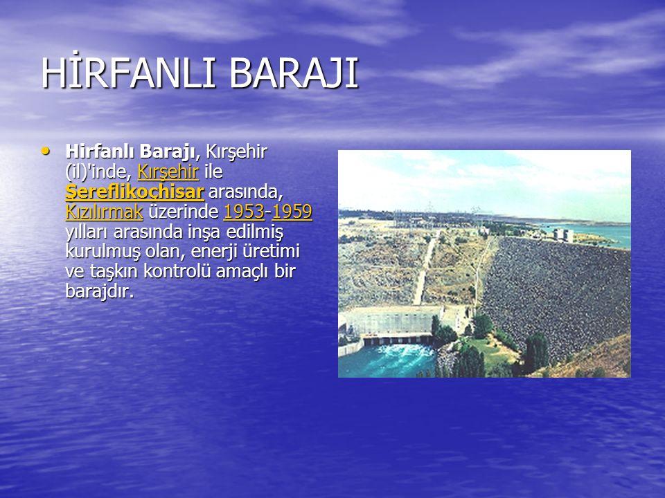 GÖKÇEKAYA BARAJI Gökçekaya Barajı, Eskişehir (il) inde, Sakarya Nehri üzerinde, Sarıyar Barajı mansabında(çıkışı) hidroelektrik enerji üretimi amaçlı, 1967 - 1972 yılları arasında inşa edilmiş bir barajdır.