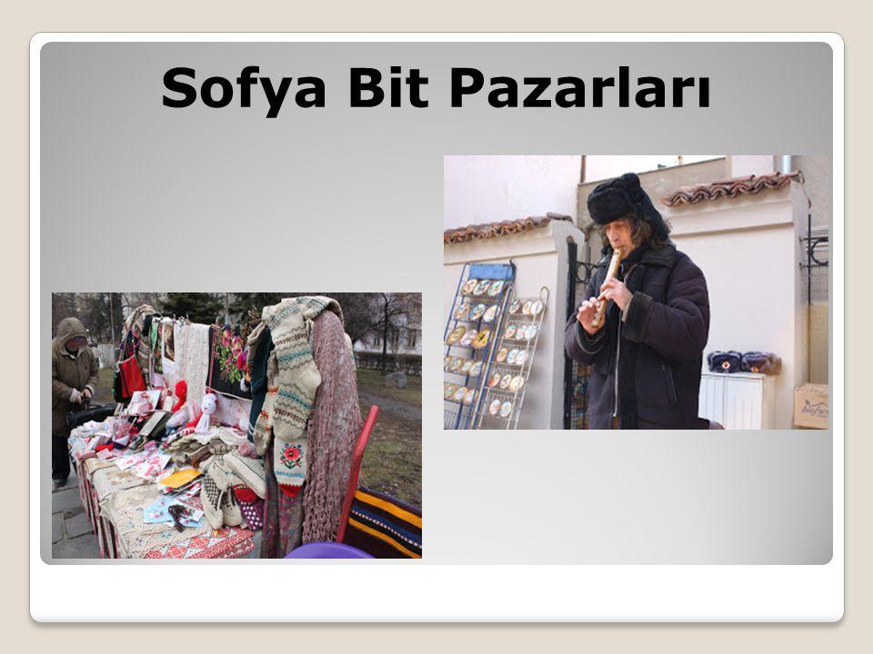 Sofya Antika Çarşıları