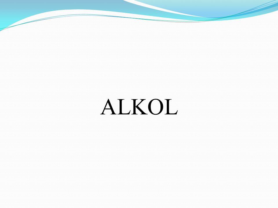 Alkol ; karbon atomuna doğrudan doğruya -OH grubunun bağlı olduğu organik bileşiklere verilen genel ad.