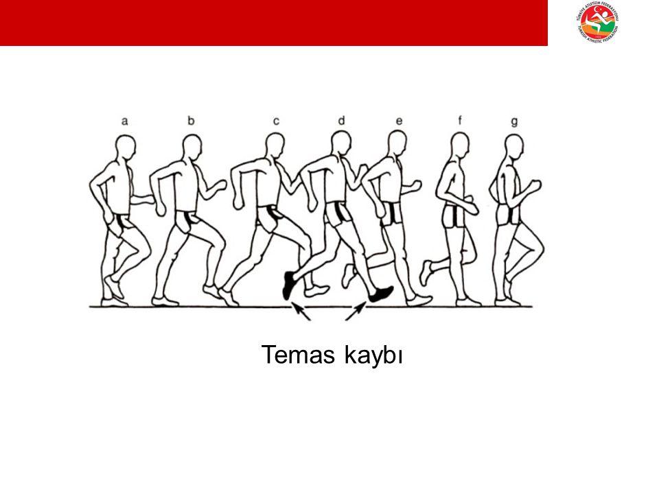 Temas kaybı YÜRÜYÜŞ SEMİNERİ Ayvalık, 18 Nisan 2013