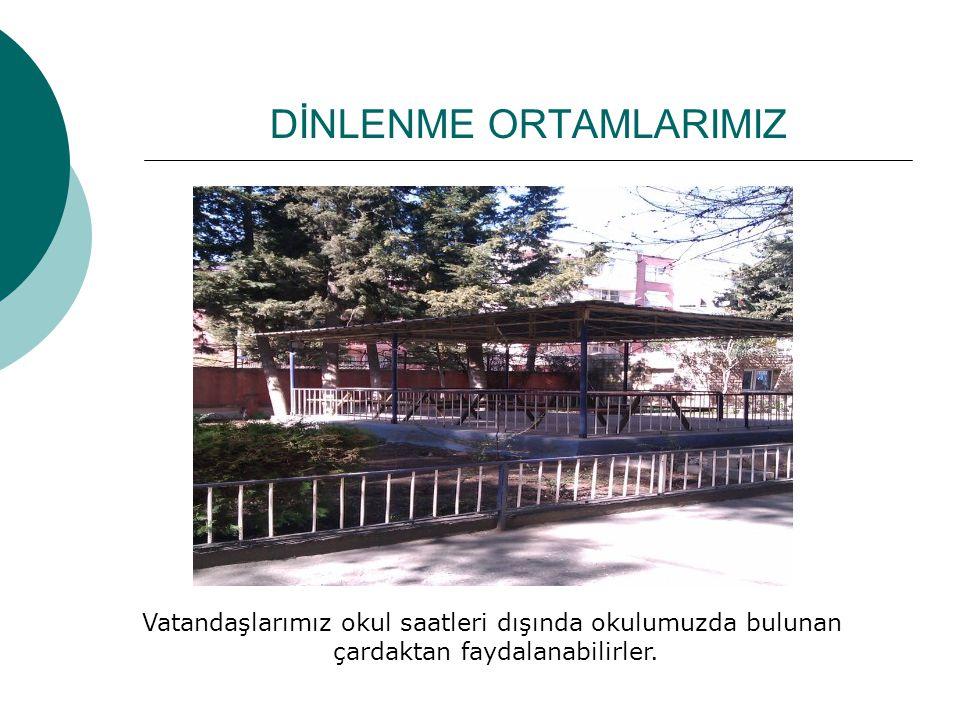 HALI SAHAMIZ Okulumuzdaki halı saha yapım çalışmaları tüm hızıyla devam etmektedir.