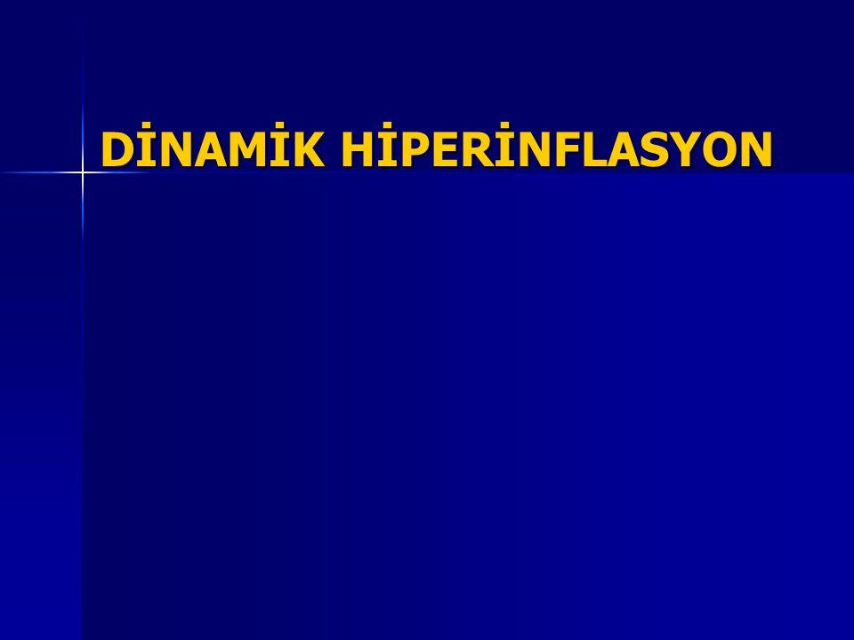 DİNAMİK HİPERİNFLASYON DİNAMİK HİPERİNFLASYON