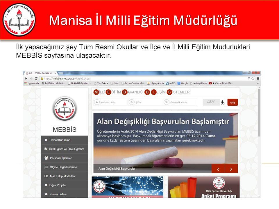 Manisa İl Milli Eğitim Müdürlüğü Manisa İl Milli Eğitim Müdürlüğü http://dyned.eba.gov.tr/http://dyned.eba.gov.tr/ adresine girilir.