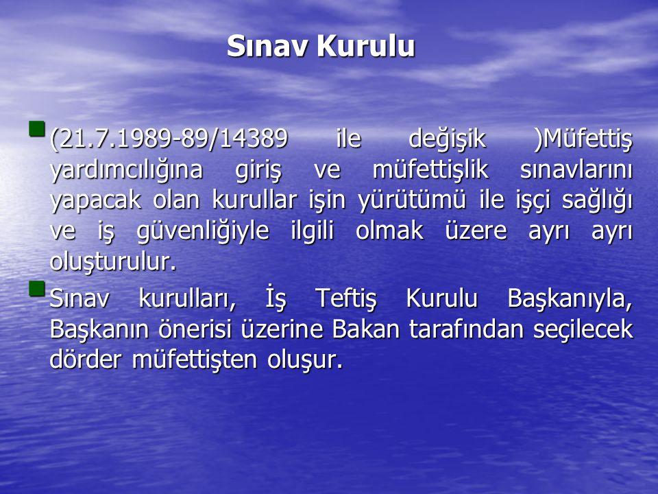   d) Sendikal Faaliyet   Madde 52 – (Mülga: 23/7/1995 - 4121/3 md.