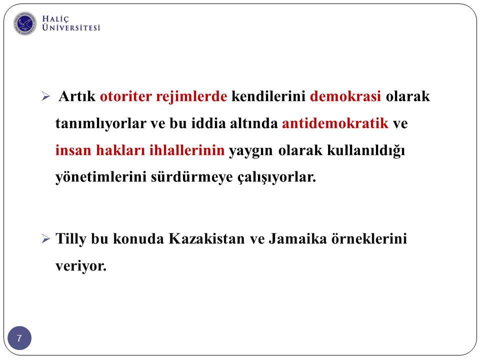 38 Türkiye-AB bütünleşme süreci, taşıdığı gerimlere ve belirsizliklere rağmen derinleşerek devam ediyor.