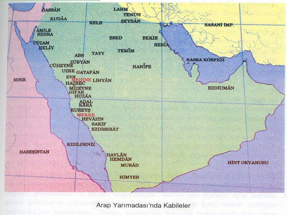 Hudeybiye Barış Anlaşması ile Mekke'nin Fethi arasında Müşriklerle İlişkilerdeki Gelişmeler Yine aynı yılın ramazan ayında Gâlib b.