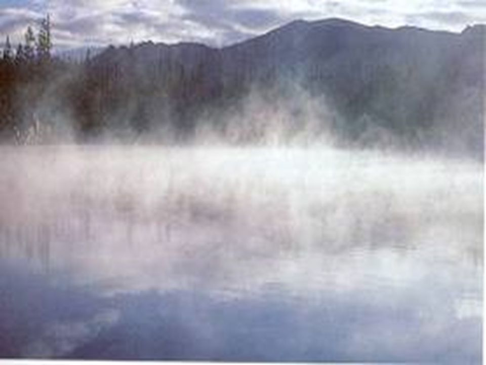 2.Yoğunlaşma: Su buharının soğuyarak doygun hale gelince su zerreciklerine ve buz kristallerine dönerek bulutları oluşturmasıdır.