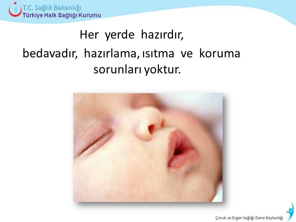 İstatistik ve Bilgi İşlem Daire Başkanlığı Türkiye Halk Sağlığı Kurumu T.C. Sağlık Bakanlığı Çocuk ve Ergen Sağlığı Daire Başkanlığı Her yerde hazırdı