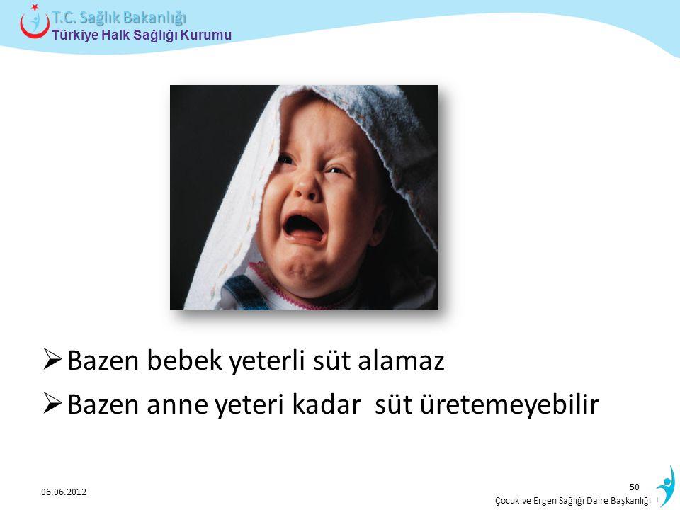 İstatistik ve Bilgi İşlem Daire Başkanlığı Türkiye Halk Sağlığı Kurumu T.C. Sağlık Bakanlığı Çocuk ve Ergen Sağlığı Daire Başkanlığı 06.06.2012 50  B