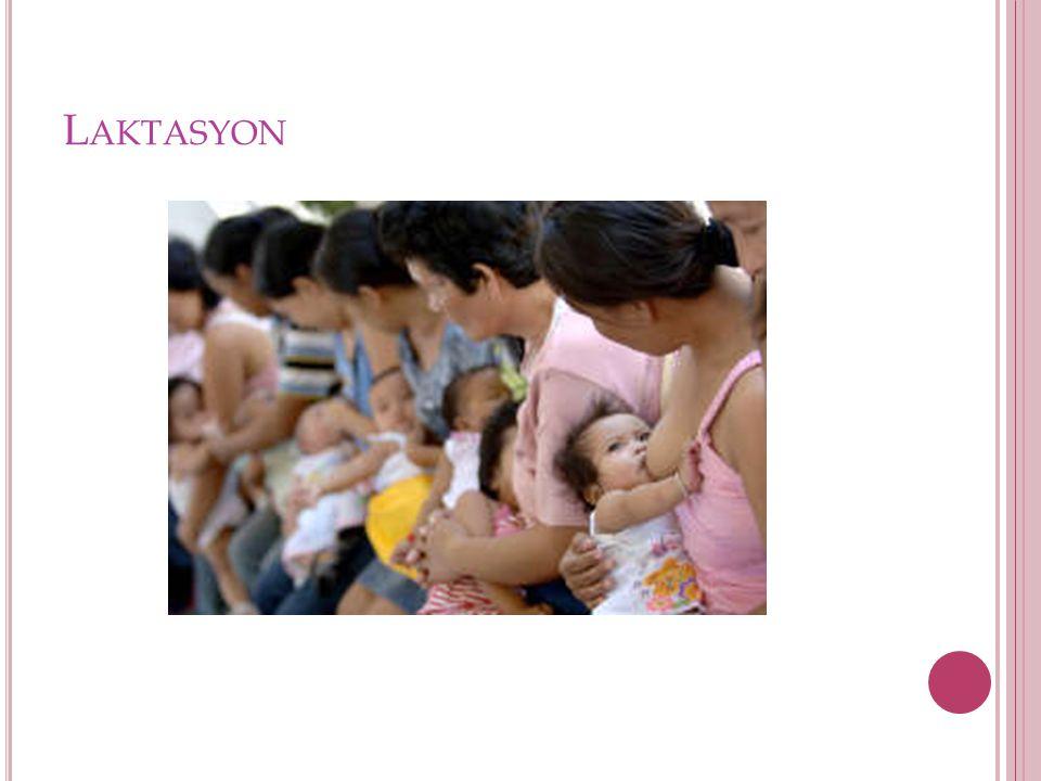 A NNENIN ÖZGÜVENI Tek başına anne sütüyle beslenme süresinin en güçlü belirleyicisi Ertem İÖ,Votto N,Leventhal JM. Pediatrics 2001;107