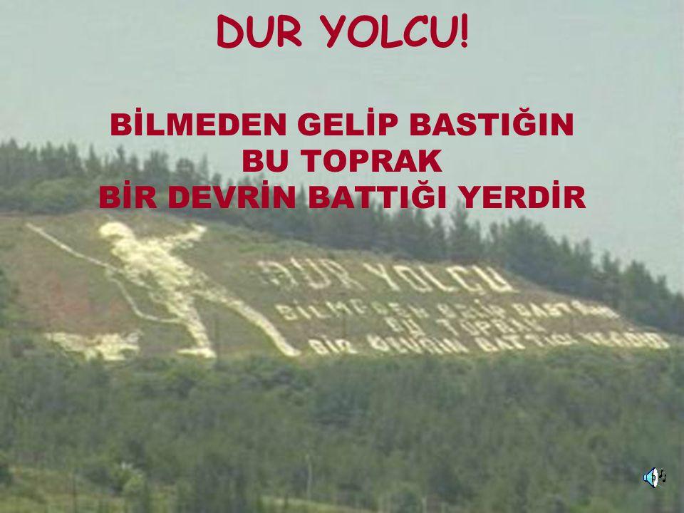 5 Sana dar gelmeyecek makberi kimler kazsın, Gömelim gel seni tarihe desem sığmazsın, Mehmet Akif ERSOY