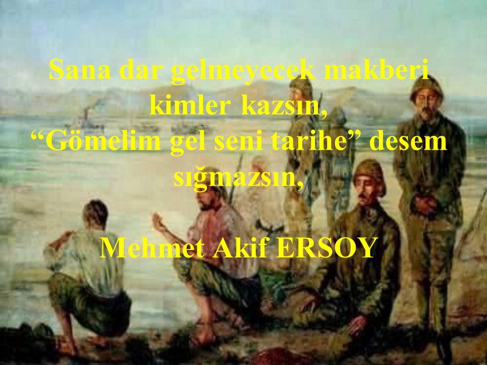 16 Çanakkale Zaferi, Türk askerinin ruh kudretini gösteren şayanı hayret ve tebrik bir misaldir.