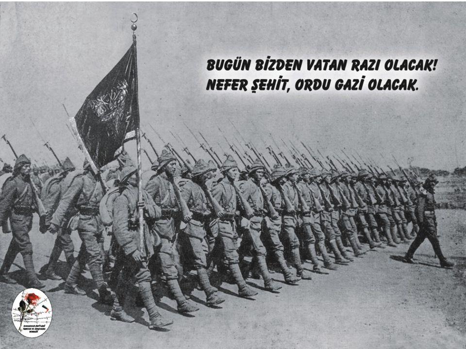 58 ÇANAKKALE GEÇİLMEDİ GEÇİLMEYECEK...