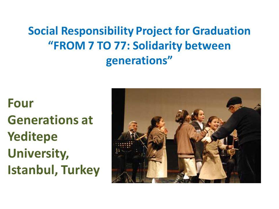 7 ' den 77 ' ye Kuşaklararası Dayanışma Aralık 16, 2013 - Haberler - Tagged: eğitim ve gelişim, eğitim ve gelişim dergisi, evg, yeditepe üniveristesi, 7'den 77'ye Kuşaklararası Dayanışma - no comments Haberler eğitim ve gelişim eğitim ve gelişim dergisi evg yeditepe üniveristesi 7'den 77'ye Kuşaklararası Dayanışma no comments Yeditepe Ü niversitesi Halkla İlişkiler ve Tanıtım B ö l ü m ü son sınıf ö ğrencilerinin mezuniyet projesi kapsamında, Prof.