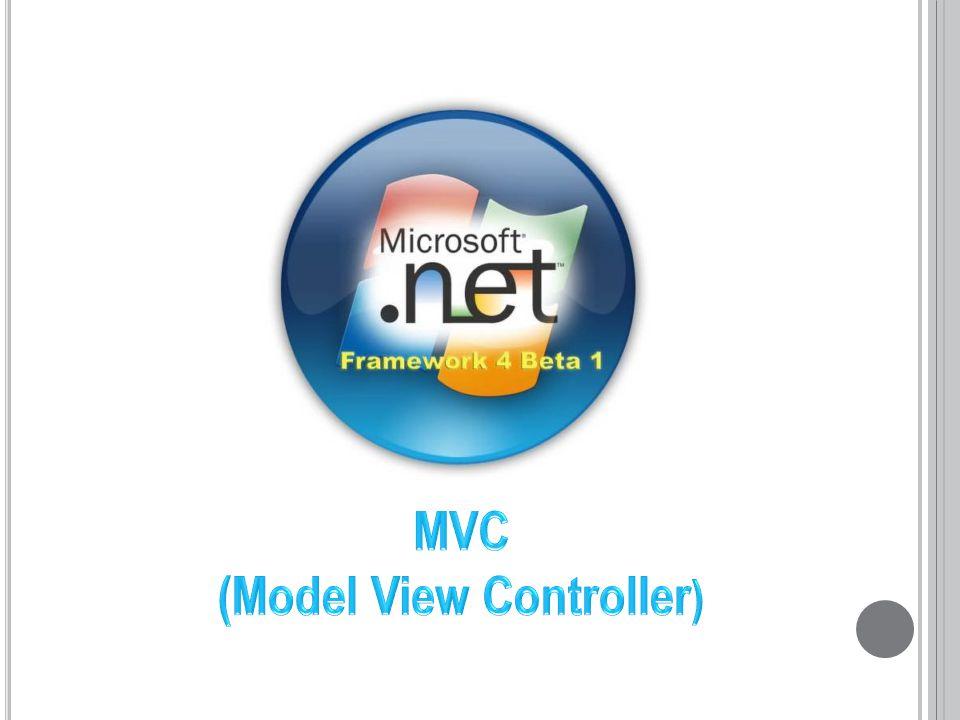 Model : Veritabanına kayıt girilmesi, kaydın güncellenmesi, kaydın getirilmesi vb.