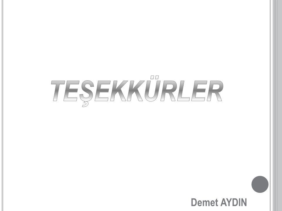 Demet AYDIN