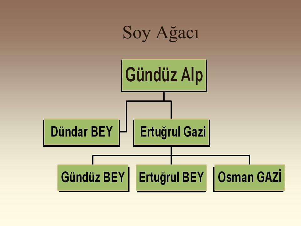 Ertuğrul Gazi Bizanslılardan Söğüt ve Domaniç'i aldı. Kayılar, Söğüt'ü kışlak, Domaniç'i de yaylak olarak kullanmaya başladılar.