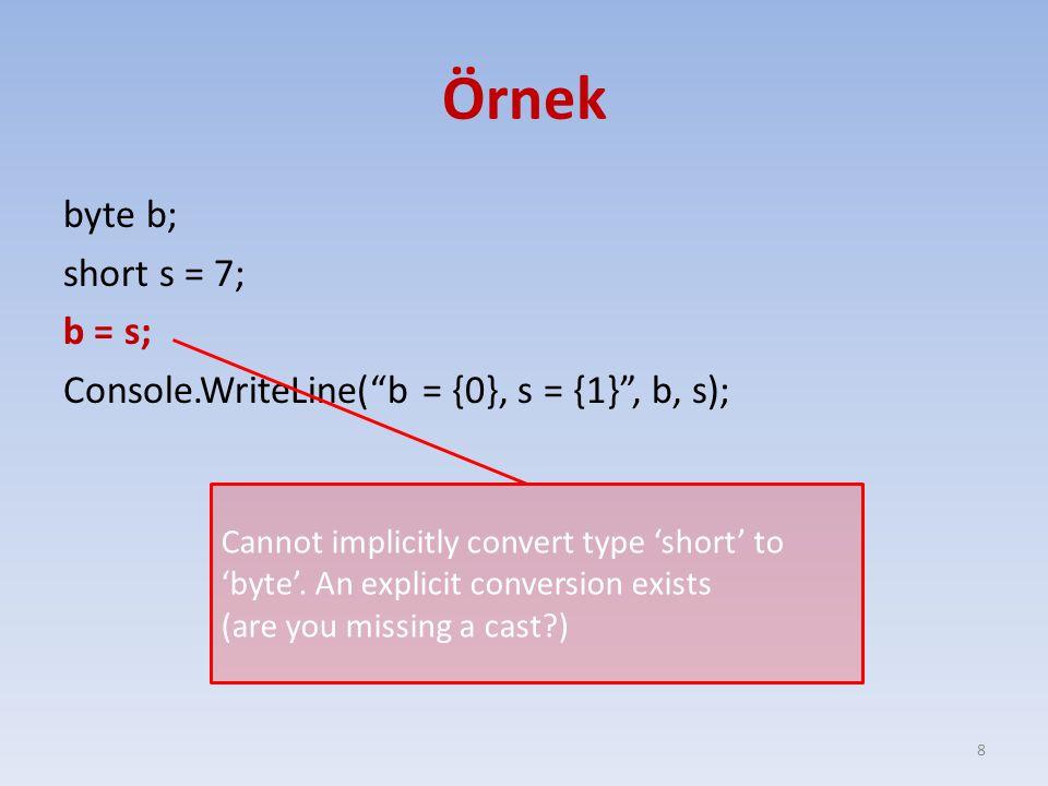 ref ve out Main fonksiyonda bir argümanın değerini ref anahtar sözcüğüyle değiştirebilirsiniz Fonksiyona gönderdiğiniz bir argümanı out anahtar sözcüğüyle bir fonksiyonun çıktısı olarak tanımlayabilrsiniz – out parametreleri fonksiyon çağrılmadan önce ilkdeğerlemeye ihtiyaç duymaz (değerleri fonksiyon tarafından belirlenir) 49