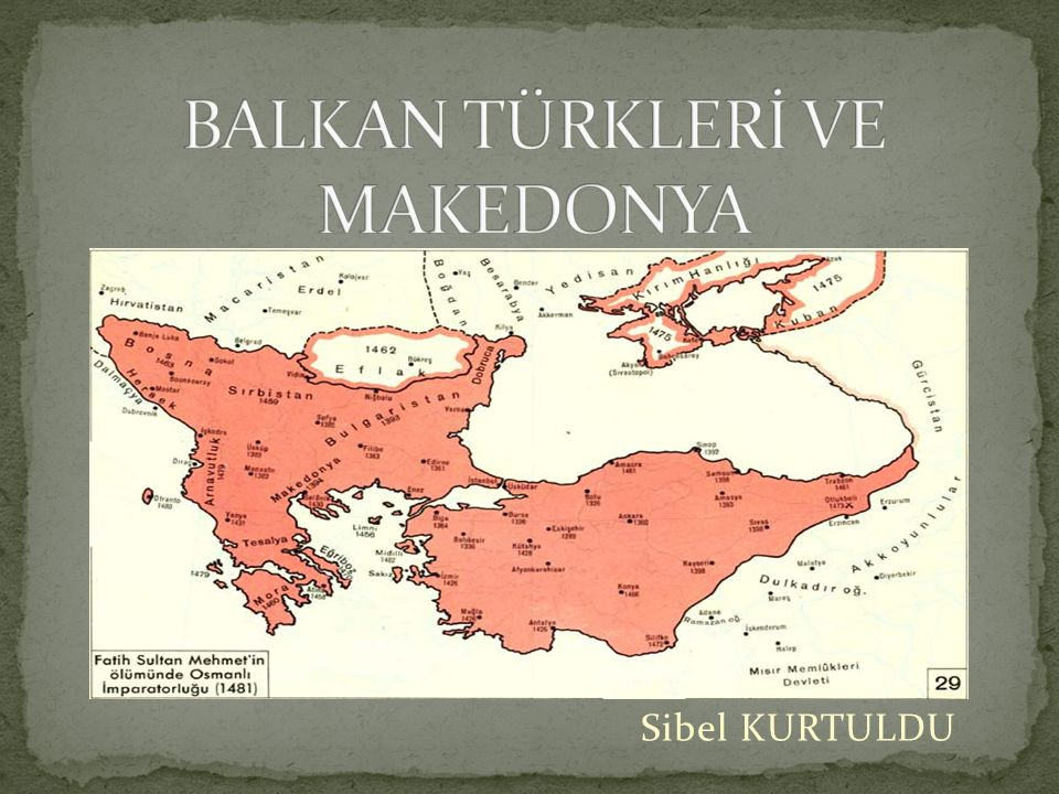 Makedonya' da ki İlk Hakimiyet M.Ö 725 yılında I. Perdikor tarafından kurulmuştur.