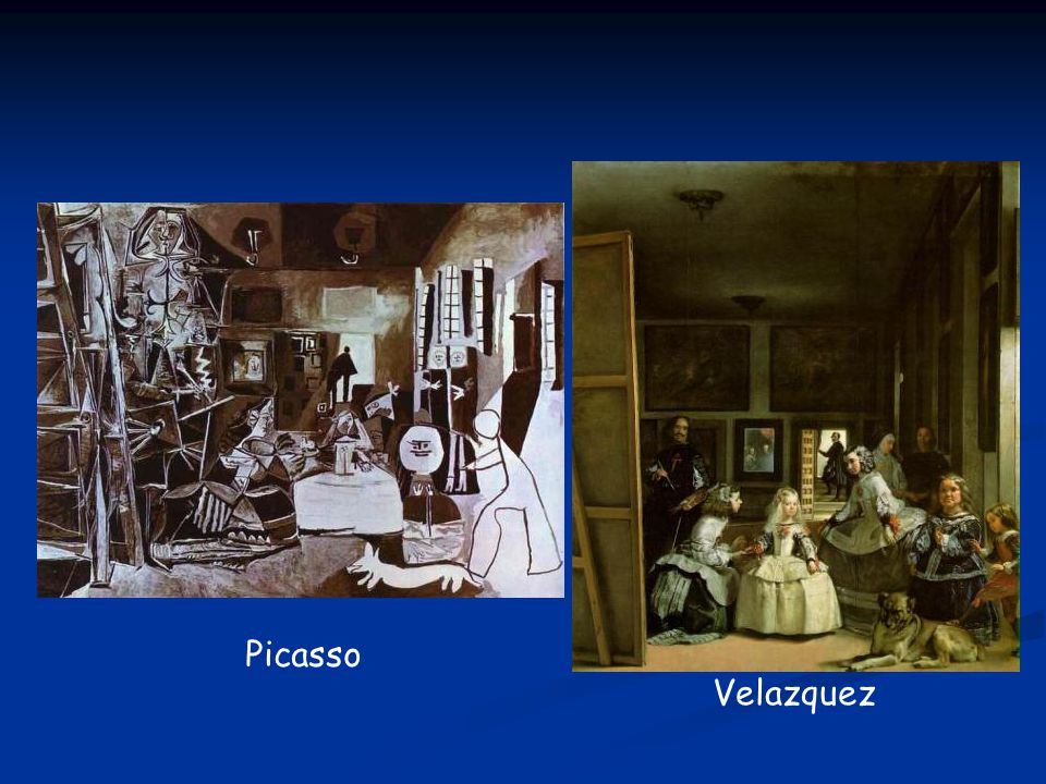 Velazquez Picasso