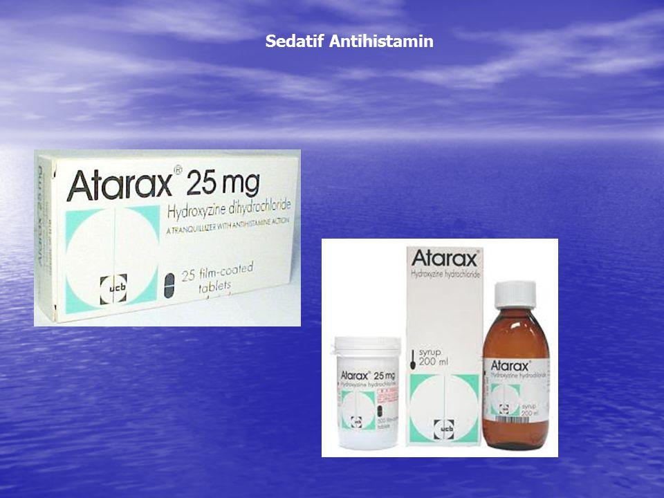 Sedatif Antihistamin