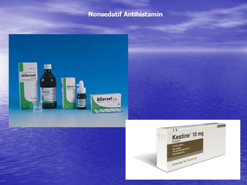 Nonsedatif Antihistamin