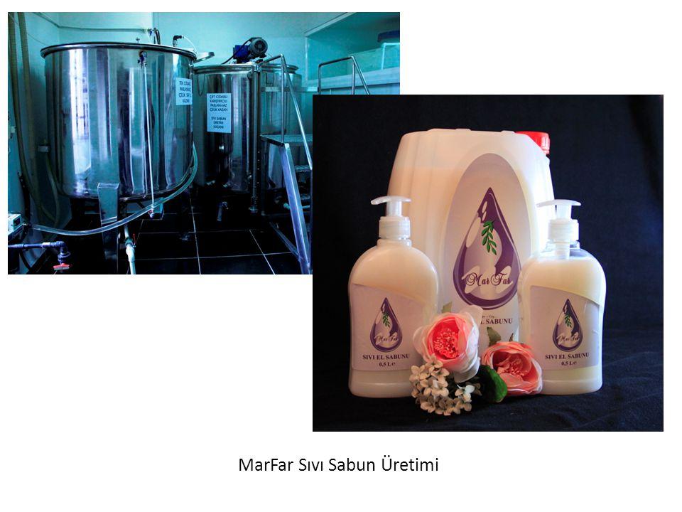 MarFar Sıvı Sabun Üretimi