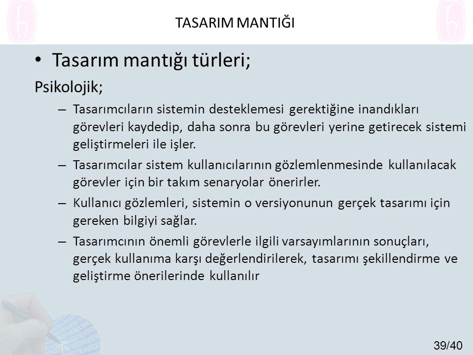 TEŞEKKÜRLER 40/40