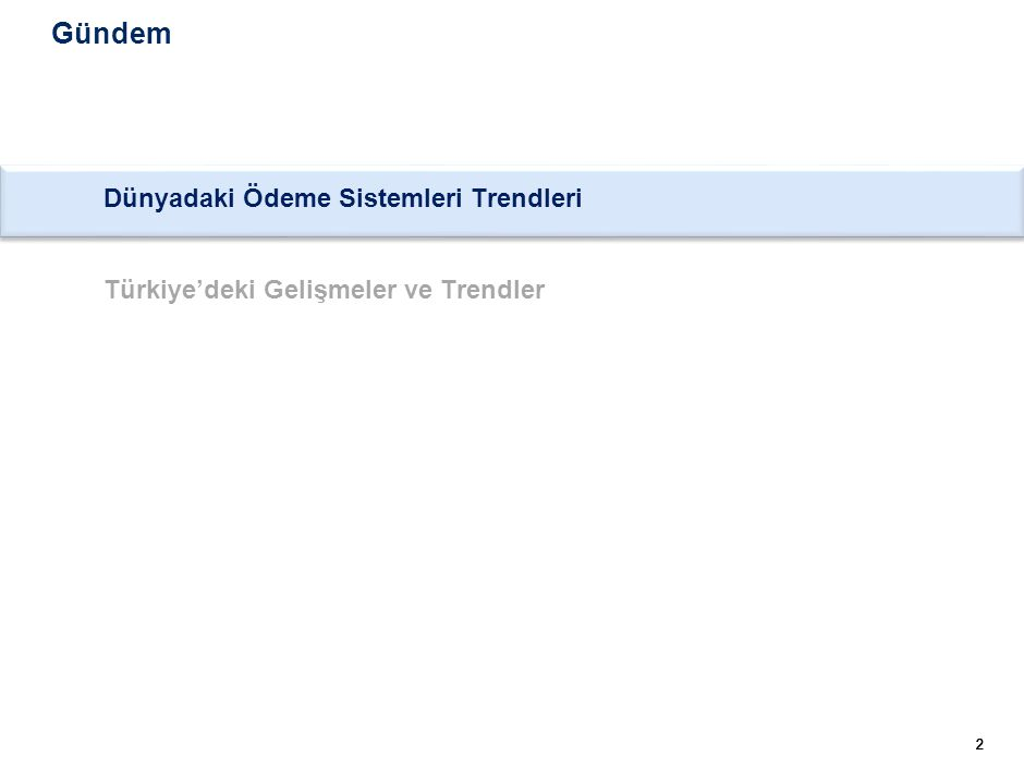22222 Gündem Dünyadaki Ödeme Sistemleri Trendleri Türkiye'deki Gelişmeler ve Trendler