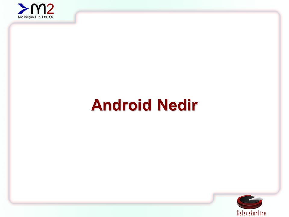 Android SDK İçeriği Installed Packages