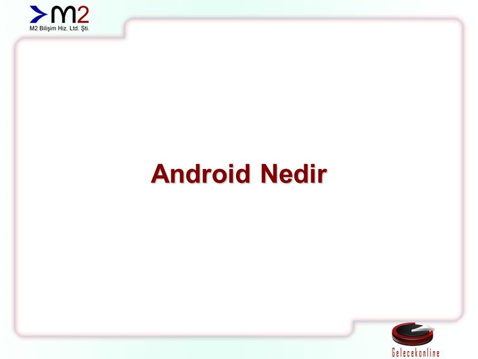 Android Nedir .