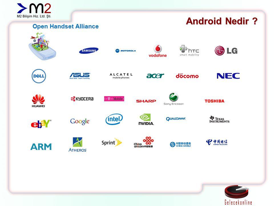 Pek çok cihaz, donanım, Pek çok sensör, Pek çok farklılaşmış sürüm, Pek çok AR-GE projesi, Pek çok uygulama mağazası, Pek çok geliştirme ortamı, dili ve teknolojisi, İçeren bir EKOSİSTEMDİR.