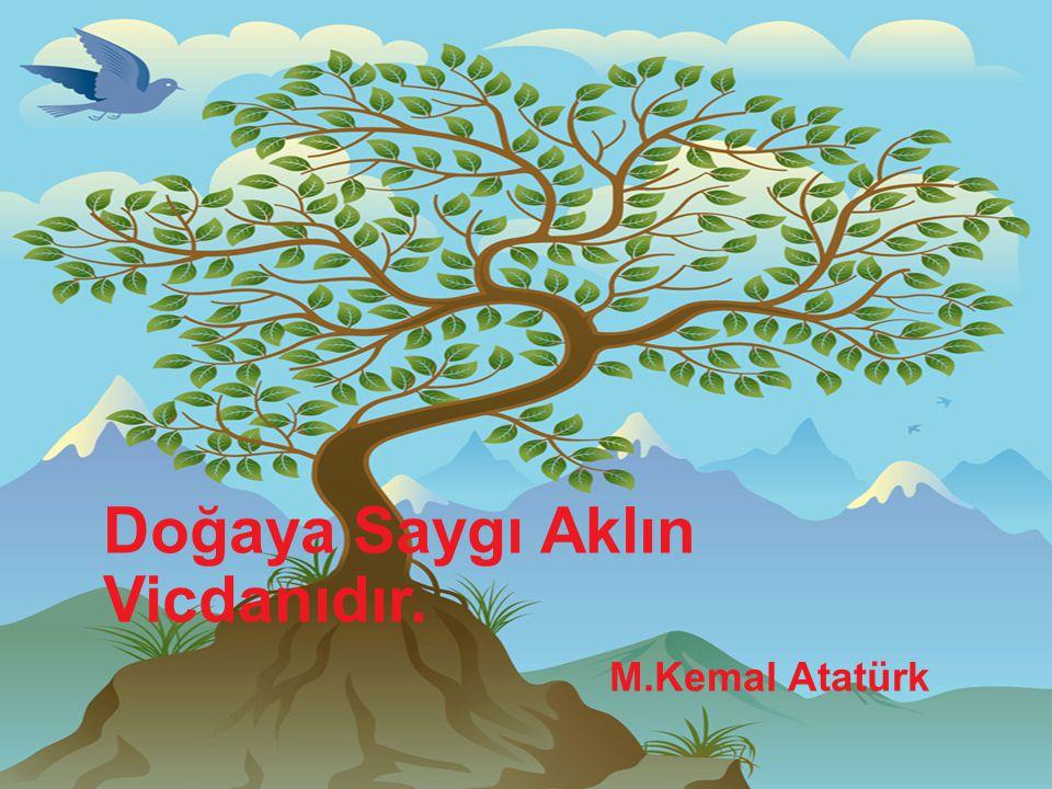 Version 1.0 Yeşil Teknoloji-Habtekus'09 Istanbul 11 Aralık 2009- VFTR NW - Onur Kutlu 13 Doğaya Saygı Aklın Vicdanıdır. M.Kemal Atatürk