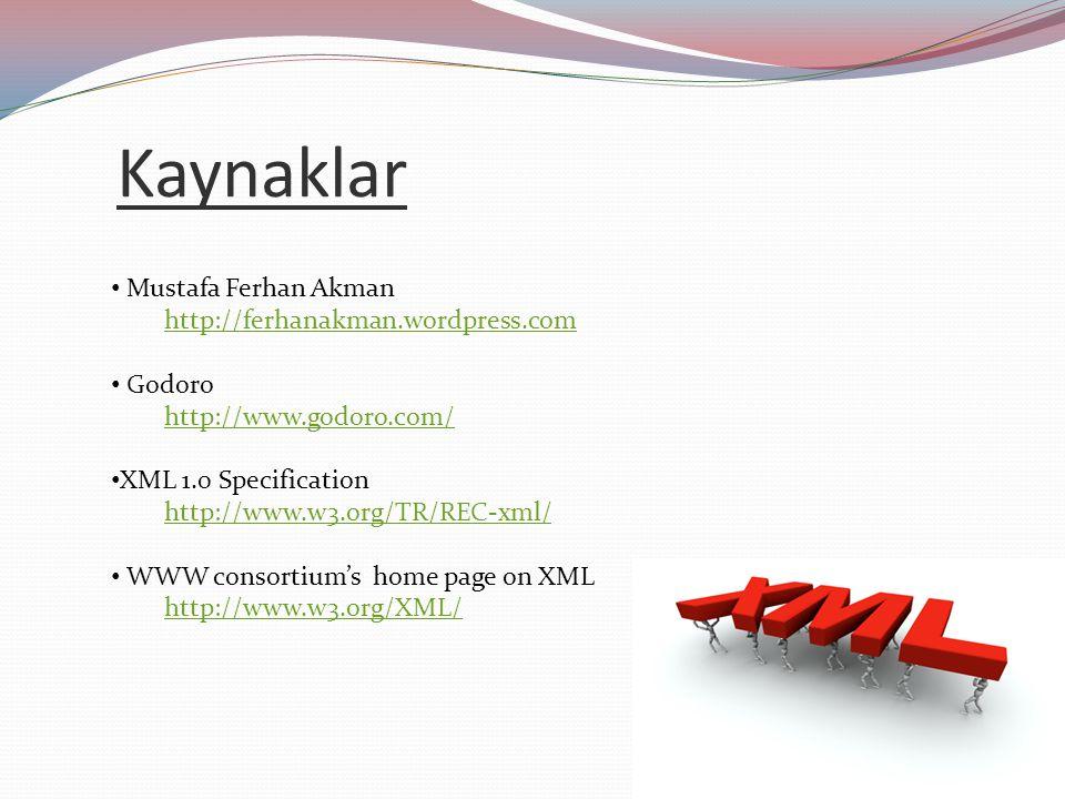 Teşekkürler & Sorular Mustafa Ferhan Akman http://ferhanakman.wordpress.com