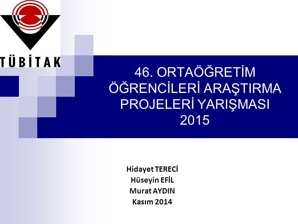 BAŞVURU KOŞULLARI Yarışmaya, Türkiye ve K.K.T.C.'de öğrenim gören tüm ortaöğretim öğrencileri katılabilir.
