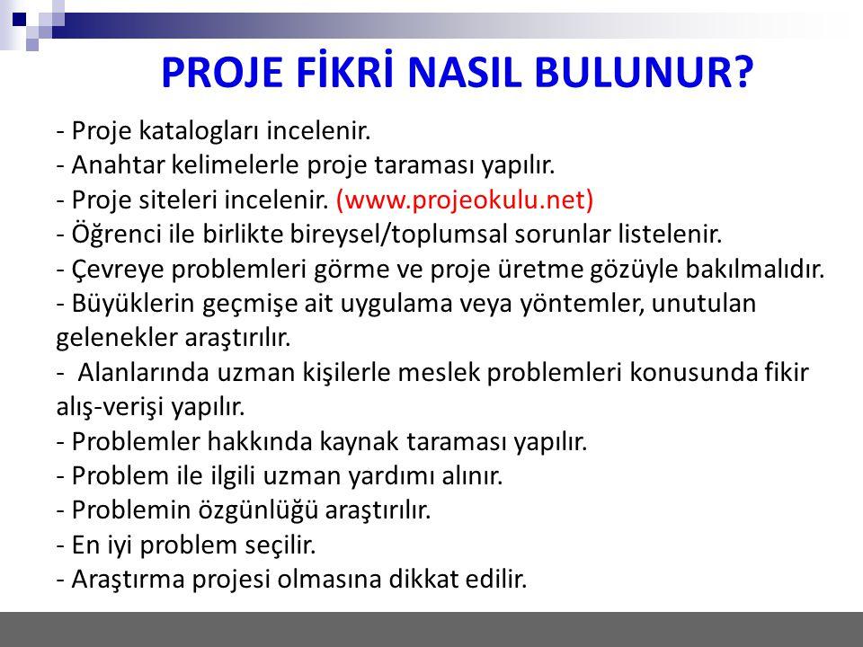 TEŞEKKÜRLER Prof.Dr.Ali Sınağ, 1- Proje Değerlendirme Kriterleri, Prof.Dr.Ali Sınağ, Ankara Üniversitesi Fen Fakültesi Kimya Bölümü, Haziran 2014.