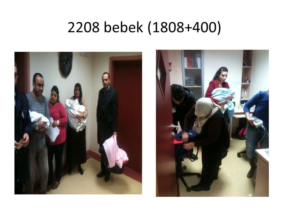 2208 bebek (1808+400)