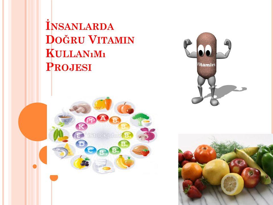 VİTAMİN NEDİR.Vitaminler, birçok fizyolojik olayda anahtar rol üstlenen moleküllerdir.