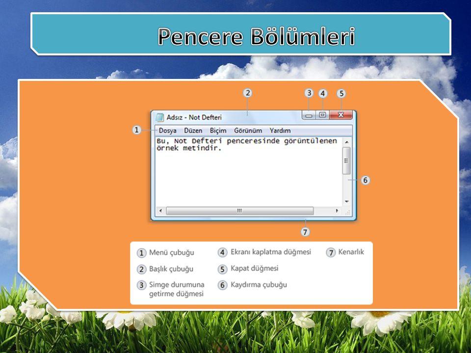 Windows 3-B Çevirme yi kullanma.:Windows 3-B Çevirme, aralarında hızlı bir şekilde dönmenizi sağlamak için pencerelerinizi üç boyutlu yığın şeklinde düzenler.