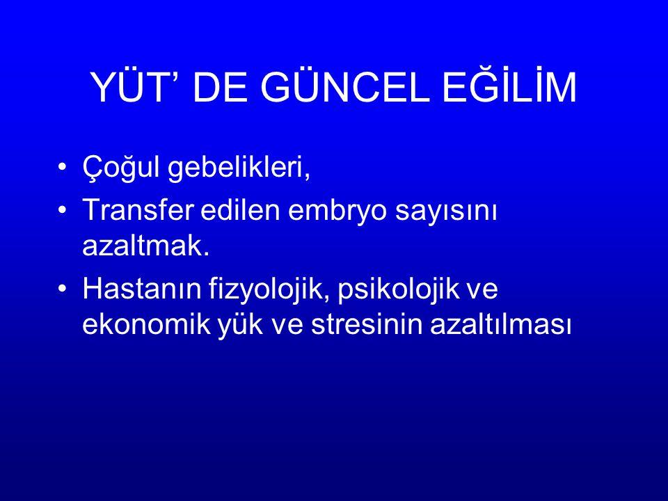 Insulin direnci ve OHSS Insulin vasküler endotelyal hücrelerde VEGF sekresyonunu uyarır.