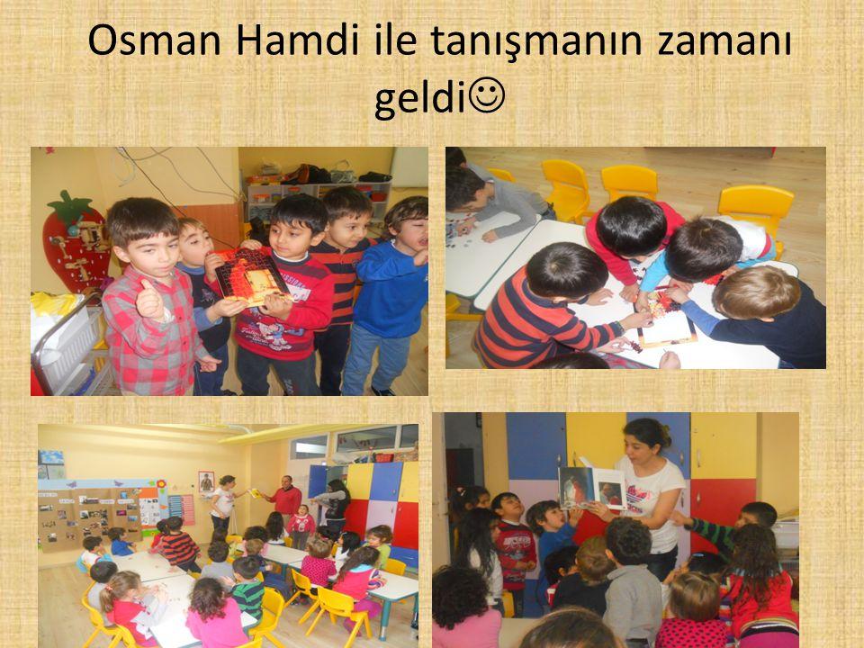 Osman Hamdi ile tanışmanın zamanı geldi