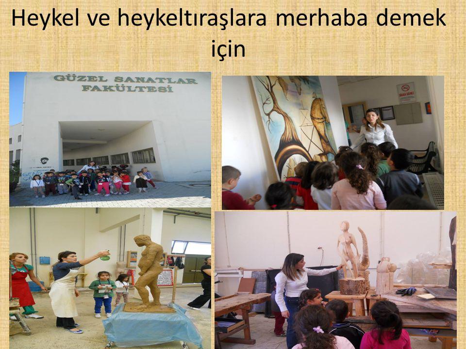 Arkeoloji müzesinde geçmişe yolculuk