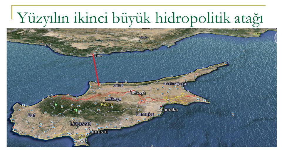 Yüzyılın ikinci büyük hidropolitik atağı