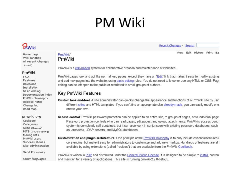 PM Wiki