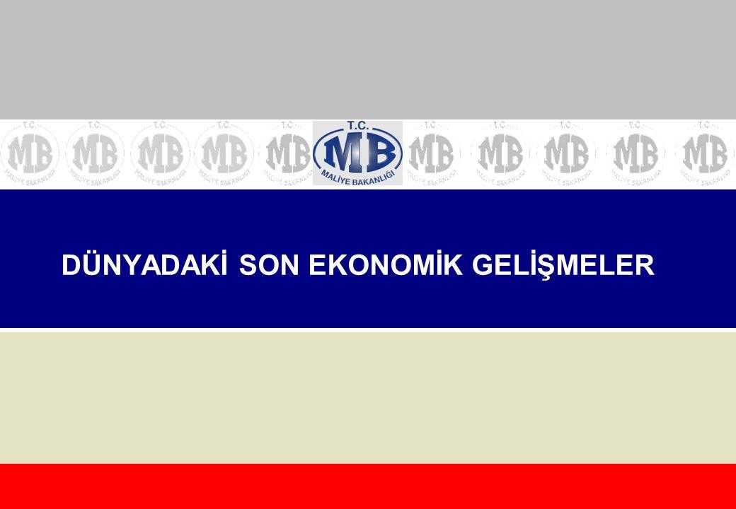 CARİ İŞLEMLER DENGESİ