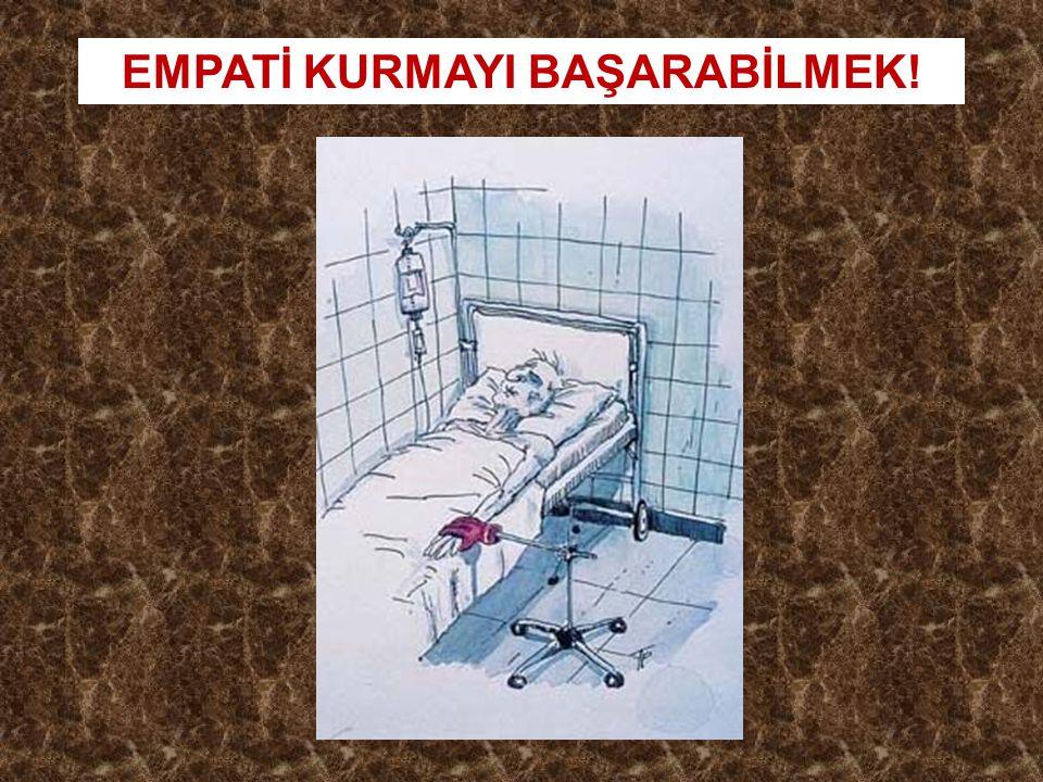 EMPATİ KURMAYI BAŞARABİLMEK!
